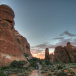 Arches National Park, 2005 - Stock Photo