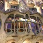 Barcelona Architecture, 2005 — Stock Photo #1249123