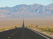 Nevada Highway, 2005 — Stock Photo