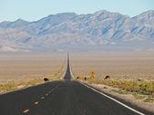 Nevada Highway, 2005 — Stock Photo