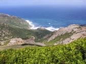 Sardinia Coast in summer, Italy — Stock Photo