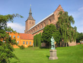 Odense, Denmark, August 2006 — Stock Photo