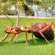 Giant Ant, West Palm Beach, Florida, Jan - Stock Photo