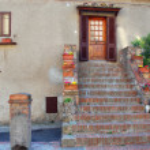 Bolgheri House, Tuscany, Italy, March 20 — Stock Photo #1253081