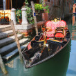 Gondola, Venezia, May 2007 — Stock Photo