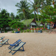 Lamai Beach, Koh Samui, Thailand, August — Stock Photo