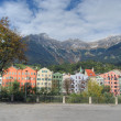 Innsbruck, Austria, September 2007 — Stock Photo