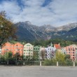 Stock Photo: Innsbruck, Austria, September 2007