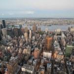ニューヨーク市のスカイライン、米国、2007 — ストック写真