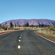Uluru, Ayers Rock, Northern Territory, A — Stock Photo #1257056