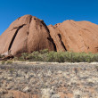Royalty-Free Stock Photo: Uluru, Ayers Rock, Northern Territory, A