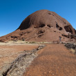Uluru, Ayers Rock, Northern Territory, A — Foto de stock #1257224