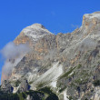 Dolomites Mountains, Italy, Summer 2009 — Stock Photo