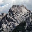 Dolomiti, Italy, 2004 - Stock Photo