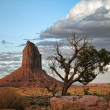 Monument Valley, U.S.A., August 2004 — Stock Photo