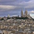 Stock Photo: Paris in October