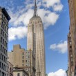 Empire State Building, New York City, — Stock Photo