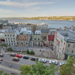 Foto Stock: Old Quebec, Canada