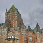 Hotel de Frontenac, Quebec, Canada — Stock Photo #1259842