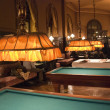Billiard Room, Vienna, Austria — Stock Photo