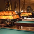 Stock Photo: Billiard Room, Vienna, Austria