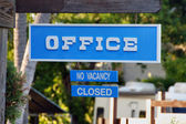 No Vacancy, Islamorada, Florda, January — Stock Photo