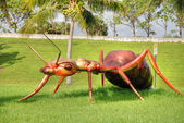 Giant Ant, West Palm Beach, Florida, Jan — Stock Photo