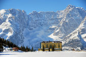 Alps Winter, Dolomites, Italy, 2007 — Stock Photo
