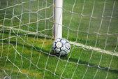 Soccer Ball, Venice, May 2007 — Stock Photo
