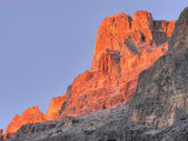 Colours of Dolomites, Italy, September 2 — Stock Photo