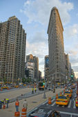 Flatiron Building, New York City, 2008 — Stock Photo