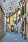 Architecture Detail in Lucca, Tuscany, I — Stock Photo