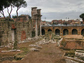 Ruins of Rome, 2004 — Stock Photo