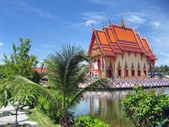 Thai Temple, 2007 — Stock Photo