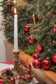 Christmas Decorations, Austria — Zdjęcie stockowe