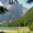 Stock Photo: Dolomites Mountains, Italy, Summer 2009
