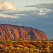 Australian Outback, Northern Territory - Stock Photo