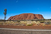 Australian Outback, Northern Territory — Stock Photo