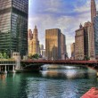 Chicago, illinois — Stockfoto