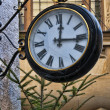Friedrichshafen Clock, Germany — Stock Photo