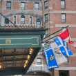 Stock Photo: Hotel de Frontenac, Quebec, Canada