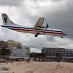 Saint Maarten Beach, Dutch Antilles — Stock Photo