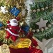 Christmas Decorations, Tuscany, Italy - Foto de Stock