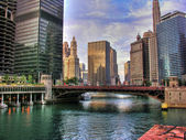Chicago, Illinois — Stock Photo
