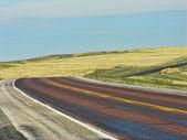 American Road — Stock Photo