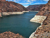 Hoover Dam, U.S.A. — Stock Photo