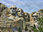 Mount Rushmore, South Dakota — Stock Photo