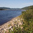 Fjord of Tadoussac — Stock Photo