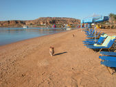Sharm El Sheikh Beach — Stock Photo