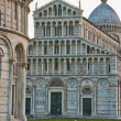 Piazza dei Miracoli - Foto de Stock  